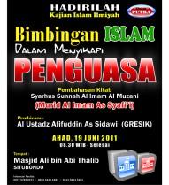 Daurah Ilmiyah Situbondo, 19 Juni 2011